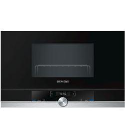 Siemens BE634LGS1 microondas integrable negro 21l Creperas Gofreras Pizzeras - BE634LGS1