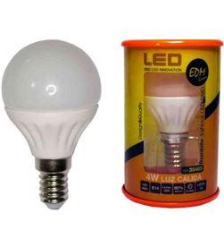 Todoelectro.es bombilla led elektro e27 5w 3200k luz cálida elek35463 - 8425998354638
