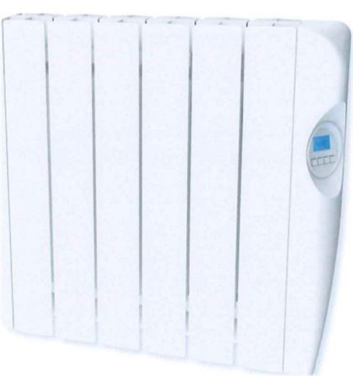 S p emisor termico de fluido emi 4 program 600w blanco - Emisor termico de fluido ...