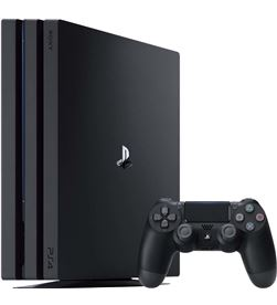 Play consola sony ps4 pro 1tb b chassis negra ps4pro1tb - 0711719937067