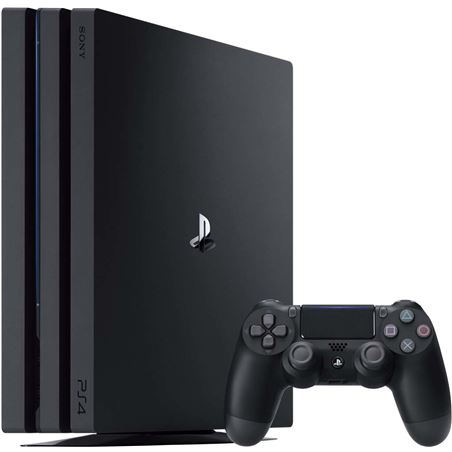Play consola sony ps4 pro 1tb b chassis negra ps4pro1tb