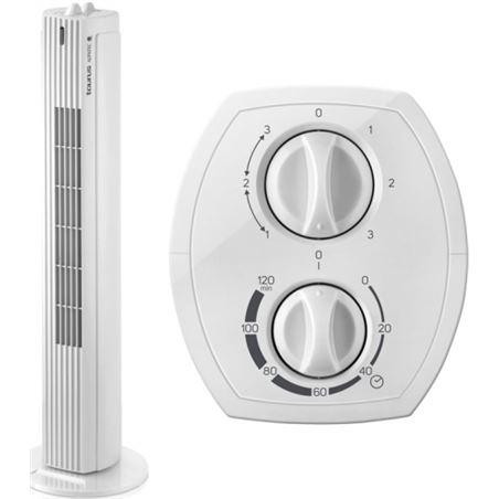 Ventilador torre Taurus tf2500 alpatec blanco 944640