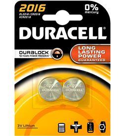 Pilas Duracell dl 2016 b2 para basculas etc DL2016B2 - DL2016B2