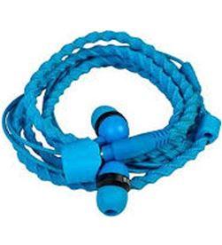 Wraps 118121 auriculares pulsera cblu-v5 classic azul - 118121