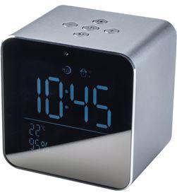 Daewo DBF226 altavoz reloj bluetooth o dbt-305 lcd sd plata - DAEDBF226