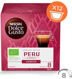 Todoelectro.es bebida dolce gusto café orgánico y origen peru nes12356379 - 7613036323871