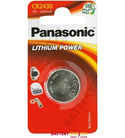 Pila Panasonic c2430 3v 285 mah PANCR_2430_1BP Cables - 5410853012313