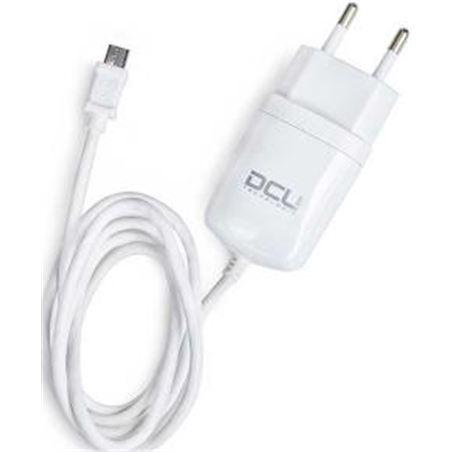 Todoelectro.es cargador directo de pared micro usb dcu 37150010
