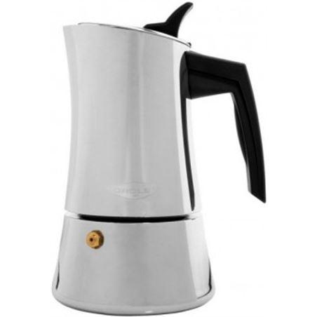 Cafetera Oroley 215100400 inox 6 tazas