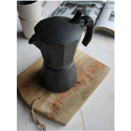 Cafetera Oroley 215090500 inducción cafetera 12 ta