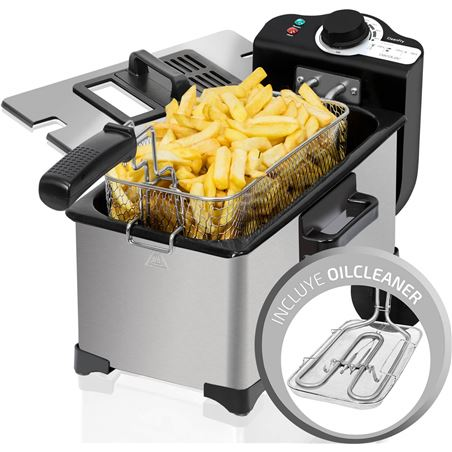 Cecotec cleanfry3