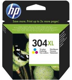 Cartucho de tinta Hp nº 304xl multicolor N9K07AE Impresión - 0889894860798