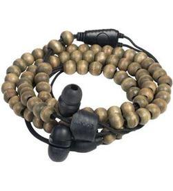 Wraps 118134 auriculares pulsera wbrn-v15m natural walnut - 118134