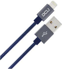 Todoelectro.es 34101250 conexion usb-mfi iphone 5/6/7/8/10 dcu - 34101250