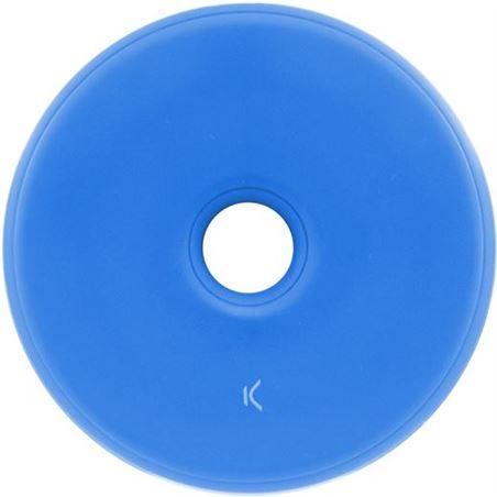 Todoelectro.es cargador inalambrico mini 5w azul conbxcqi05