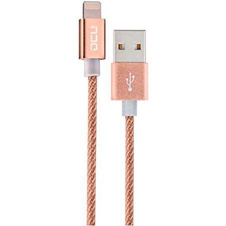 Todoelectro.es conexion usb-mfi iphone 5/6/7/8/10 dcu 34101210