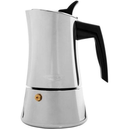 Cafetera Oroley 215100200 inox 2 tazas