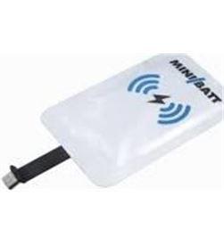 Minibatt adaptador carga inalámbrica mb-card-usb a 8435048432100 - 8435048431653
