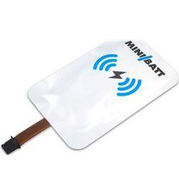 Minibatt adaptador carga inalámbrica mb-card-lightning 8435048431660 - 8435048431660