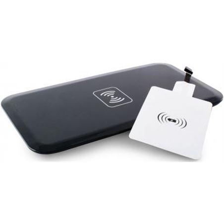 Todoelectro.es pack cargador inalambrico qi 1a + receptor qi - micro usb conbxcipack