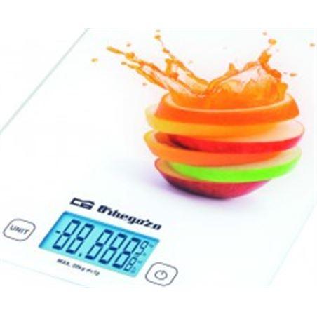 Peso de cocina electrónico Orbegozo PC2025