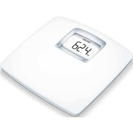 Bascula baño PS25 Beurer, 180kg/100g, pantalla lcd