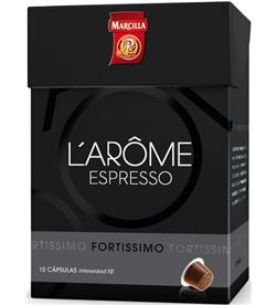 Marcilla 4028361 cafe fortissimo l' arome Cápsulas - 4022882
