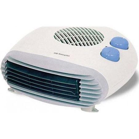 Orbegozo fh-5009 calefactor compacto 1000/2000w 13359