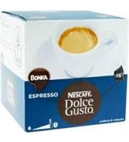 Nestlé capsulas bonka 3*16 Cafeteras express - 12143123
