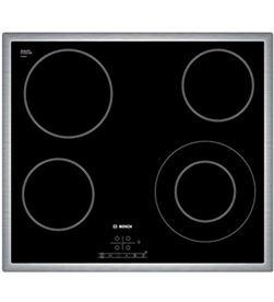 Placa vitro Bosch PKF645B17E 4f 60cm inox Vitrocerámicas - PKF645B17E