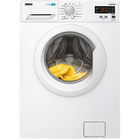 Zanussi zwf7240wwe washing machine, front loade