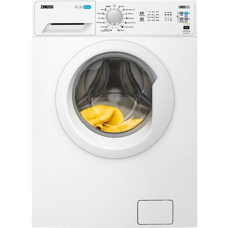 Zanussi zwf8220wwe washing machine, front loade