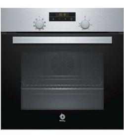 Balay 3HB2030X0 , horno multifunción 60 cm., acero - 3HB2030X0