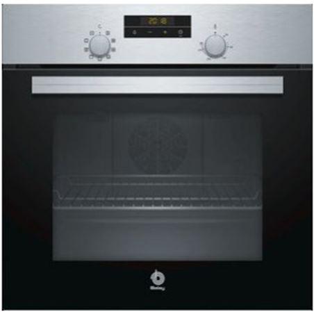 Balay, 3HB2030X0 horno multifunción 60 cm., acero