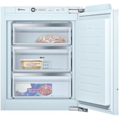 Congelador vertical integ Balay 3GI1047S 71cm a++