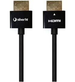 Cable superslim - Silverht - hdmi v1.4 - 4k ready 93000 - 93000