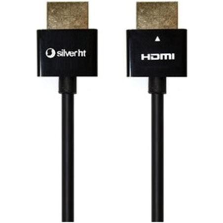 Cable superslim - Silverht - hdmi v1.4 - 4k ready 93000