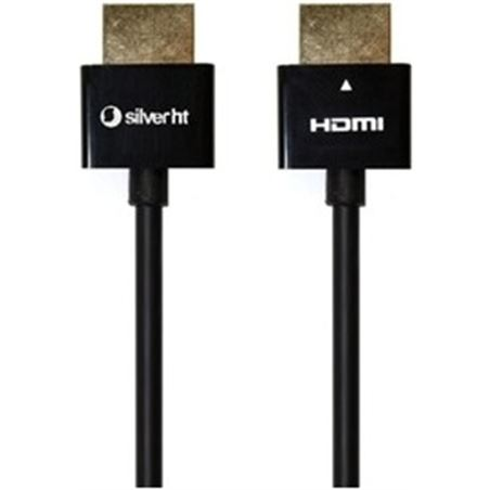 Cable superslim - Silverht - hdmi v1.4 - 4k ready 93000