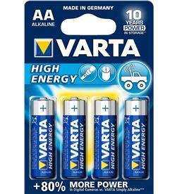 Blx4 lr6 aa Varta alc. high energy 4906121414 - 4906121414