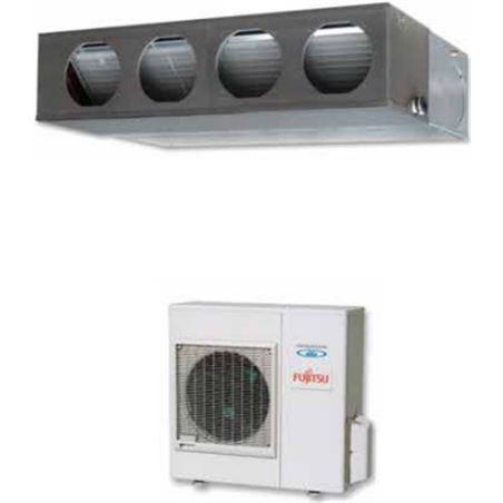 A.a. conducto Fujitsuacy80uialm, inverter,gas r 41 3NGF8920