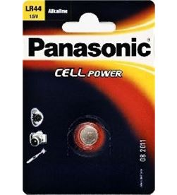 Pila alcalina Panasonic lr44 1,5v PANLR44_1BP Cables - 5019068083035