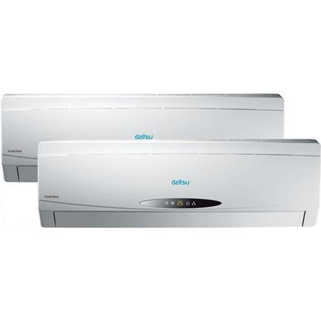 Fujitsu aire acondicionado 2x1 daitsu asd912u11idn multi split inverter daiasd912u11idn