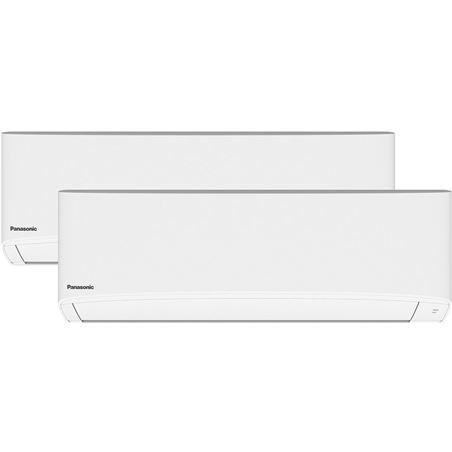 Aire acondicionado Panasonic kit2te2525sbe 2x1 multi split inverter PANKIT2TE2525SB