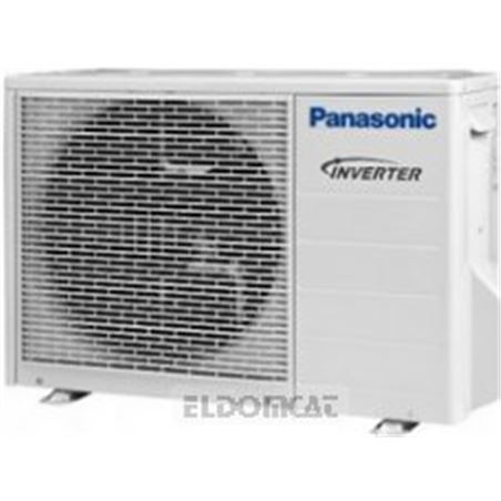 Panasonic u. exterior cue7qke (para kit-e7-qke kit-xe7-qke) pankite7qke