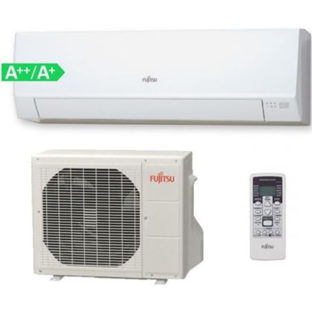 Fujitsu (2) conjunto a.a asy25uillce , inverter, llce, cl 3ngf8750