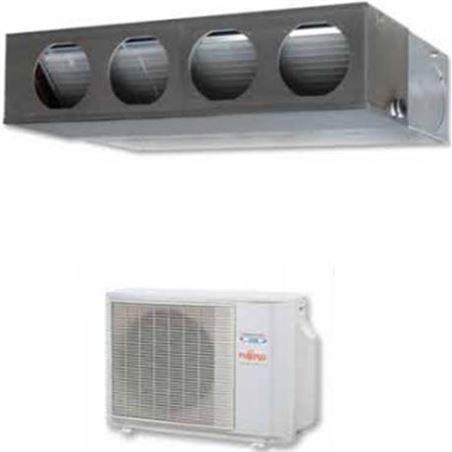 A.a. conducto Fujitsuacy100uialm, inverter,gas r 4 3NGF8925