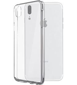 Funda flex Ksix tpu iphone x transparente B0938FTP00 - B0938FTP00