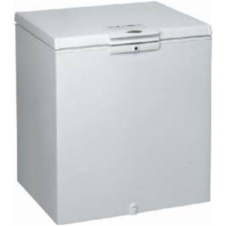 Whirpol congelador v whirlpool wh2010a+e 86,5x80,6cm a+ whiwh2010e