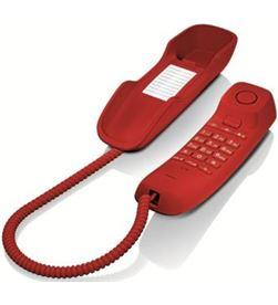 Todoelectro.es DA210ROJO Telefonía doméstica - DA210ROJO