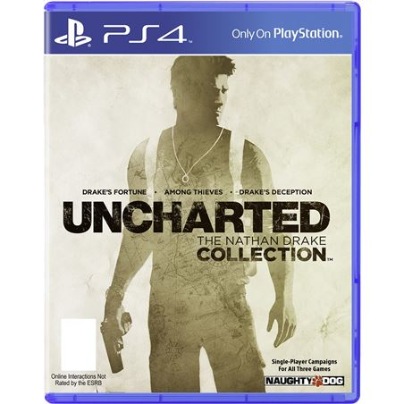 Sony uncharted collection ps4 9866534